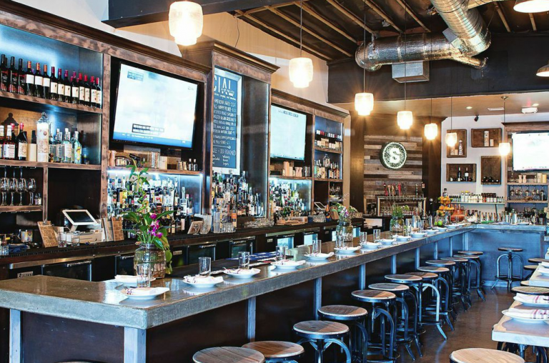 Costa Mesa's Social Brings Wine and Food Together