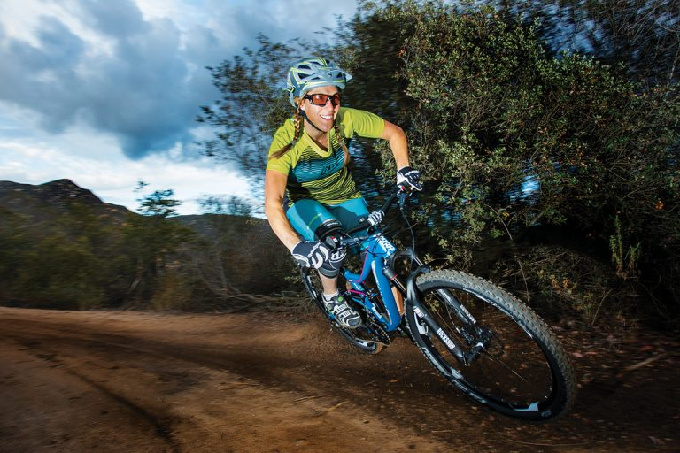 Lessons From a World Downhill Mountain Biking Champion