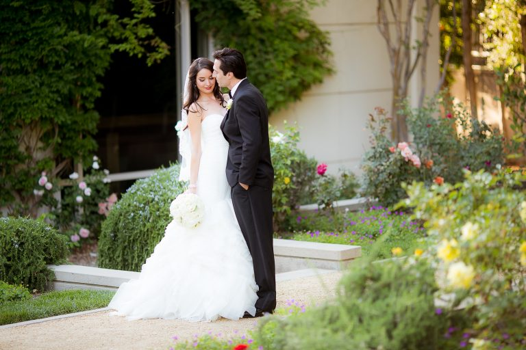 Unconventional Venue: Wedding Open House at Richard Nixon Library