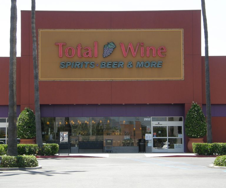 Total Wine & More is a Dominating Wine Retailer