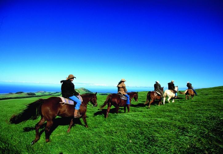 Horseback riding, Kohala