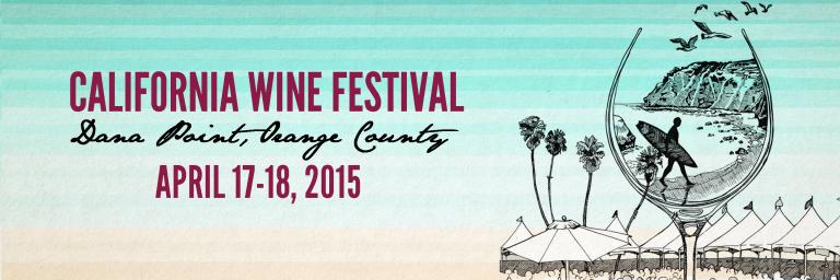 California Wine Festival | April 17 – 18, 2015