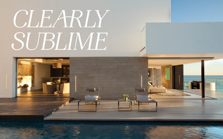 An Uber-Modern Coastal Home with All the Amenities of a Resort