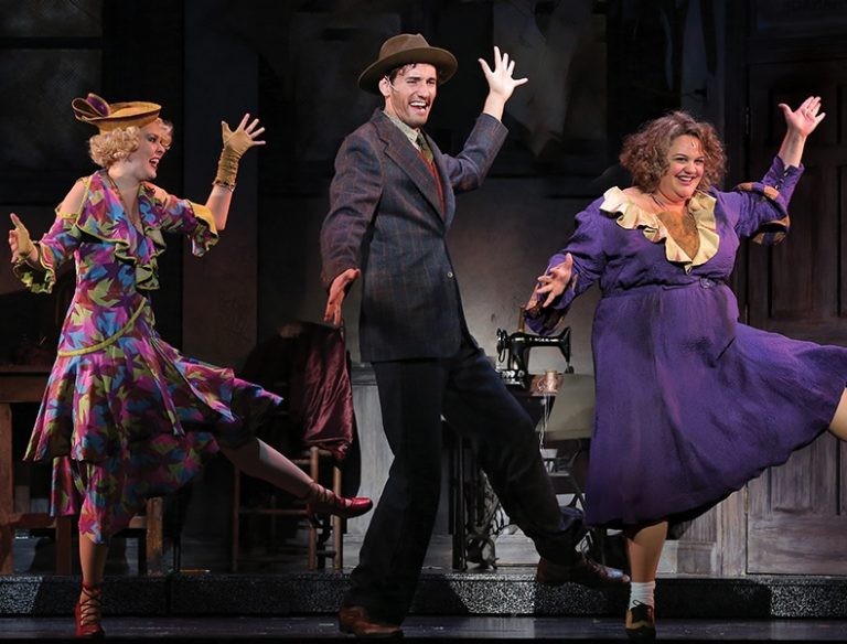 Backstage Chatter with UCI Alum Starring in the National Tour of 'Annie'