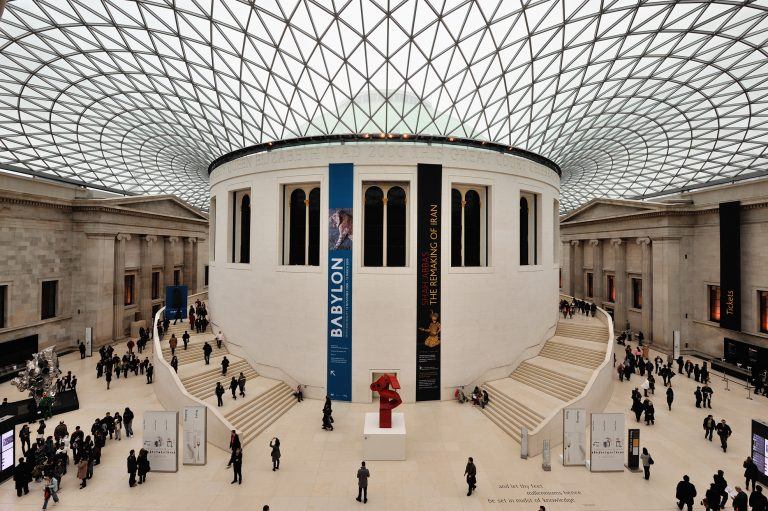 Cultural Sophistication Through Travel: The British Museum, London