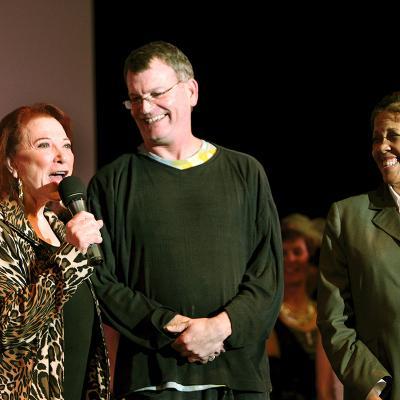 _Gloria Zigner, John Vaughan, Lois Augustine
