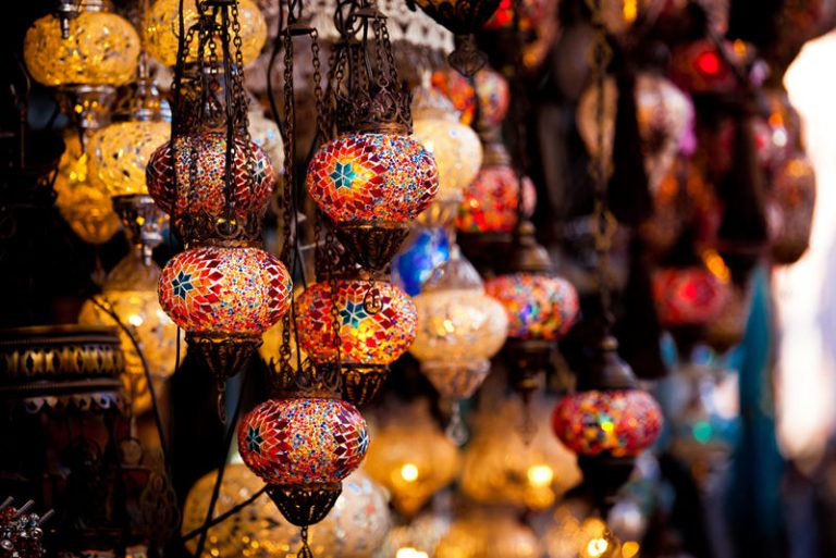 May Travel: The Grand Bazaar in Istanbul