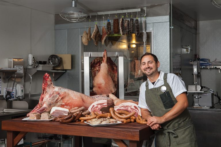 Q&A with Micheal Puglisi, Electric City Butcher, Best Bolognese