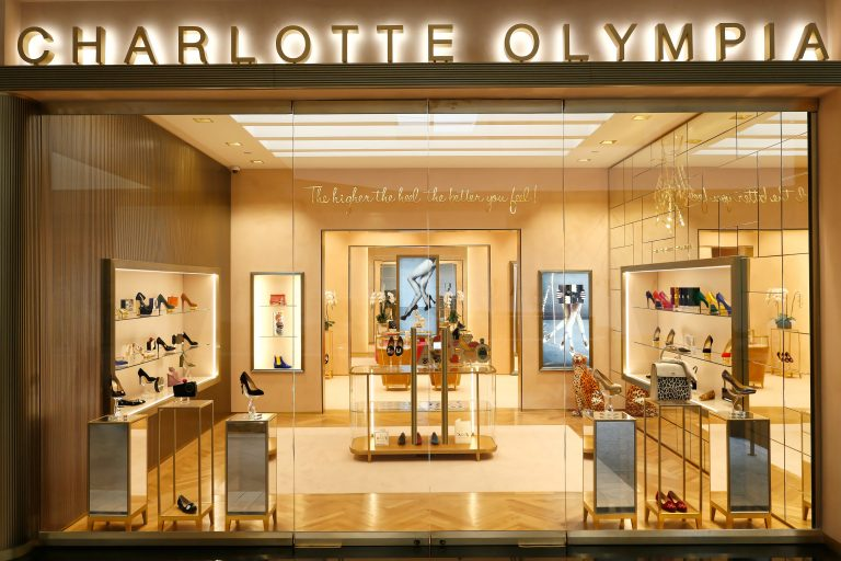 Shoe Designer Charlotte Olympia Debuts New Boutique
