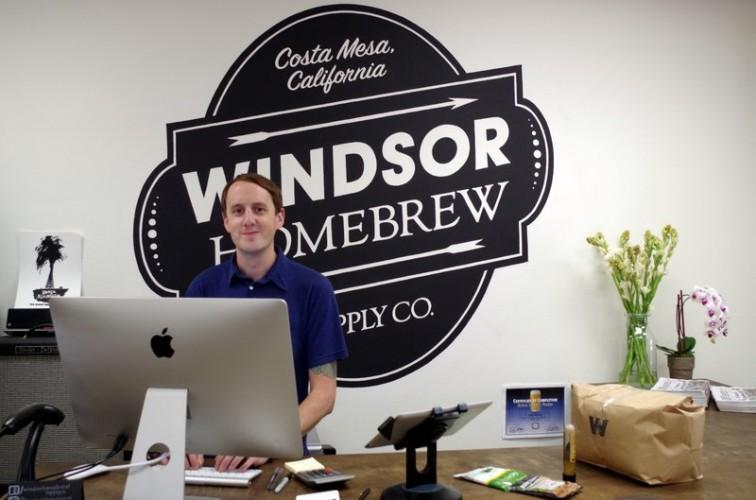 Scott Windsor - Windsor Homebrew Supply, Costa Mesa