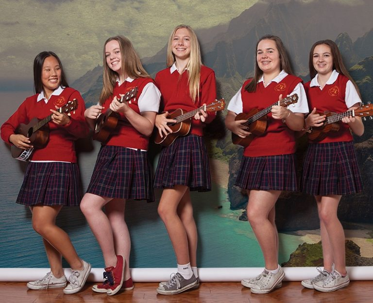 Ukuleles? Parkour? O.C.'s High School Clubs Have It All