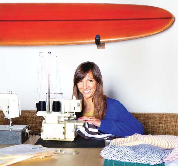 San Clemente Surf and Swimwear Designer Seea Q&A