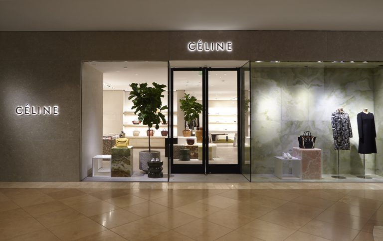Céline Opens at South Coast Plaza