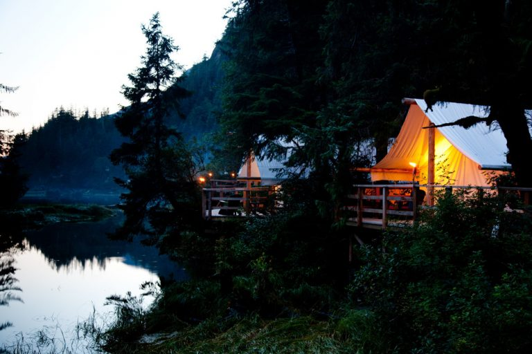 This or That: Clayoquot Wilderness Resort