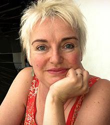 Author Catriona McPherson