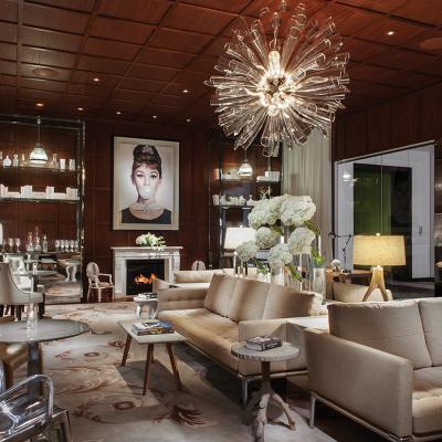 A suite in the SLS Las Vegas