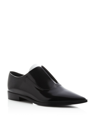 Furla pointed toe loafers, $575; Bloomingdale's Fashion Island
