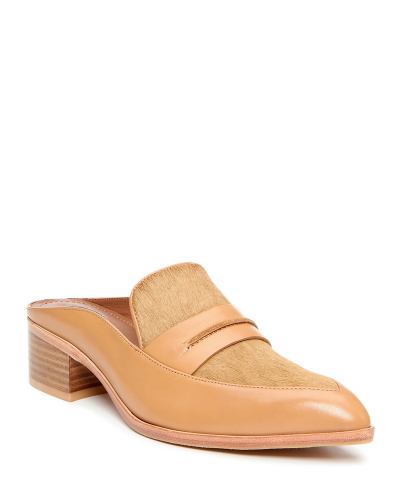 Donald Pliner loafer mule, $248; Bloomingdale's Fashion Island