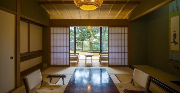 The First Flickers of Fall: Kayotei Ryokan, Ishikawa Prefecture, Japan