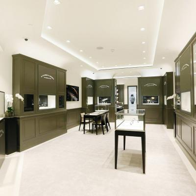 The A. Lange& Sohne Boutique at South Coast Plaza.