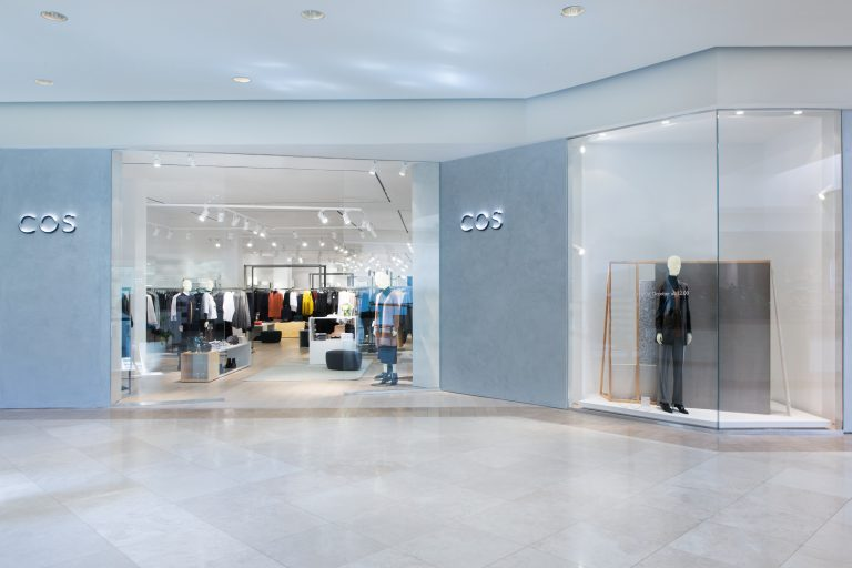 COS Opens at South Coast Plaza