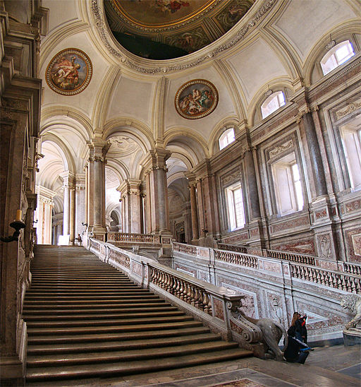 World Heritage Site to Visit: Royal Palace of Caserta, Italy