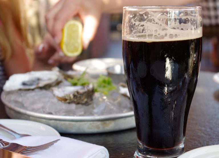 How to Pair Oysters and Beer