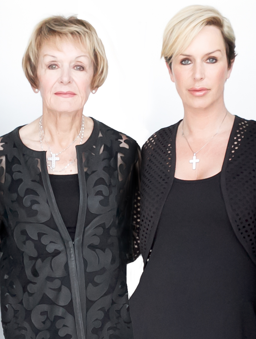Kelly and Marie Gray