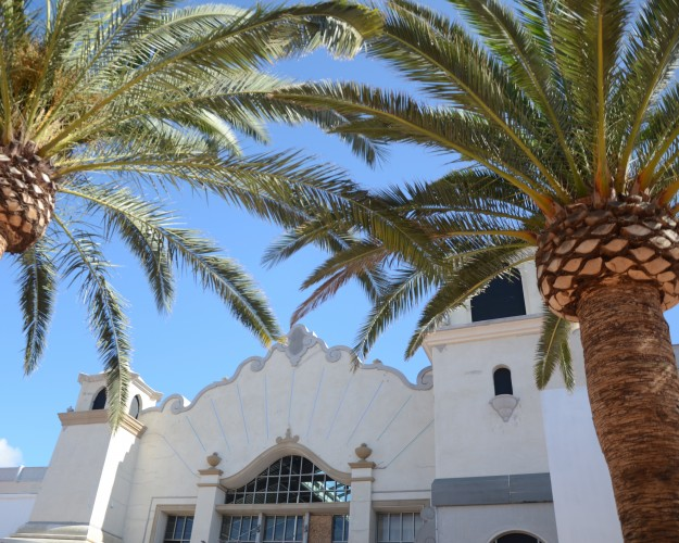 The Outlets at San Clemente is modeled after an Andalusian village.