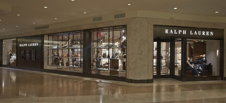 Ralph Lauren's Elegant Renovation at South Coast Plaza