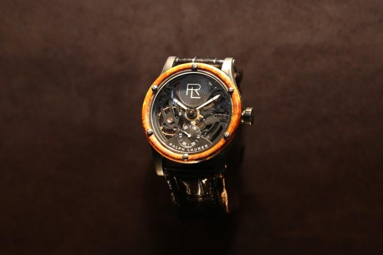The Ralph Lauren Skeleton Watch