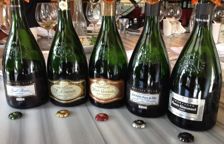 Exploring Grower-Producer Champagne