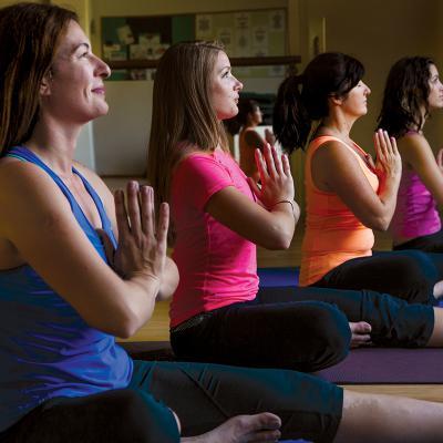 Yoga at The Oaks at Ojai