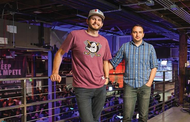 Pro Video Gamers Flock to Santa Ana's eSports Arena