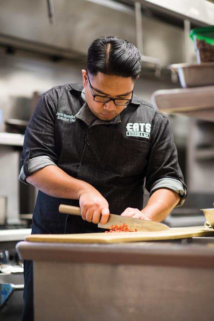Chef Montelibano