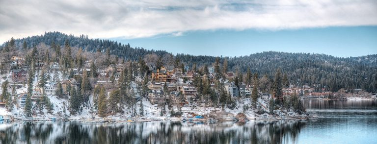 Perfect Getaway: Lake Arrowhead