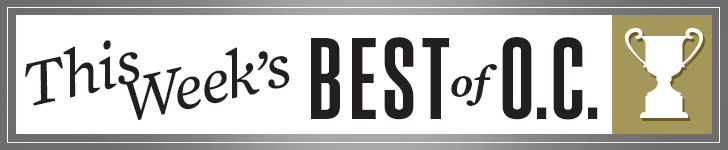 This Week's Best of O.C.