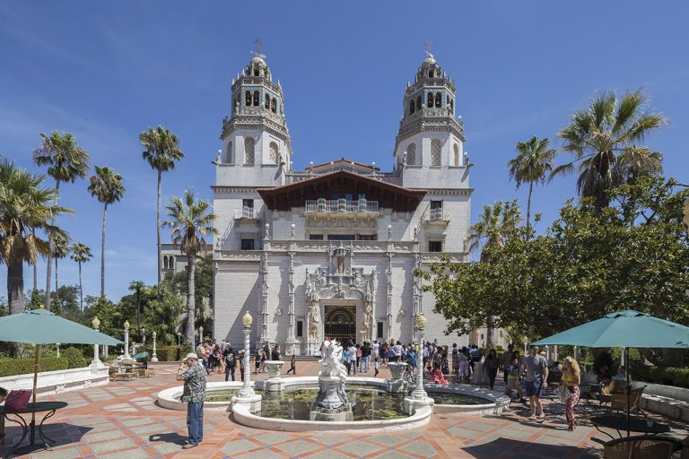 State Park Escapes: Hearst Castle