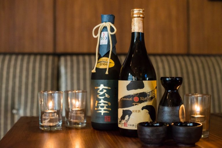 Thursday Thirst-Quencher at Sushi Roku!
