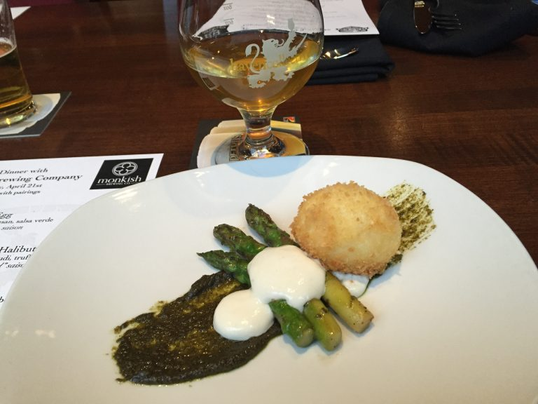Celebrate Spring at These Terrific Beer Dinners