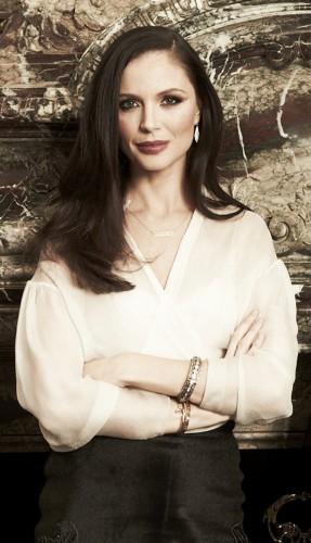 Marchesa/Notte designer Georgina Chapman.