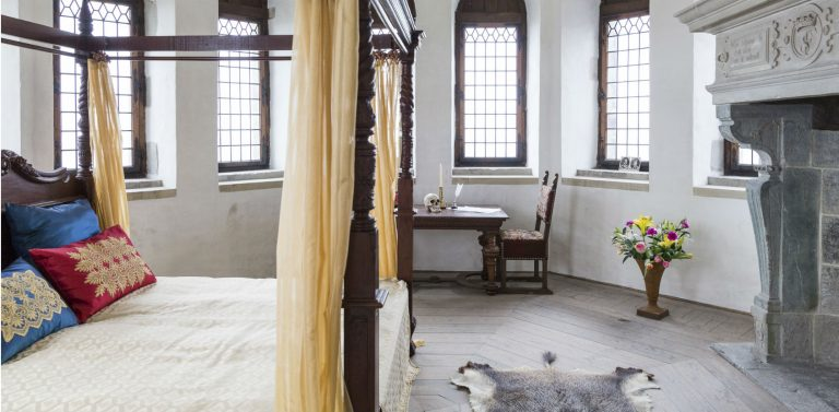 Airbnb's Latest: A Night in Hamlet's Castle