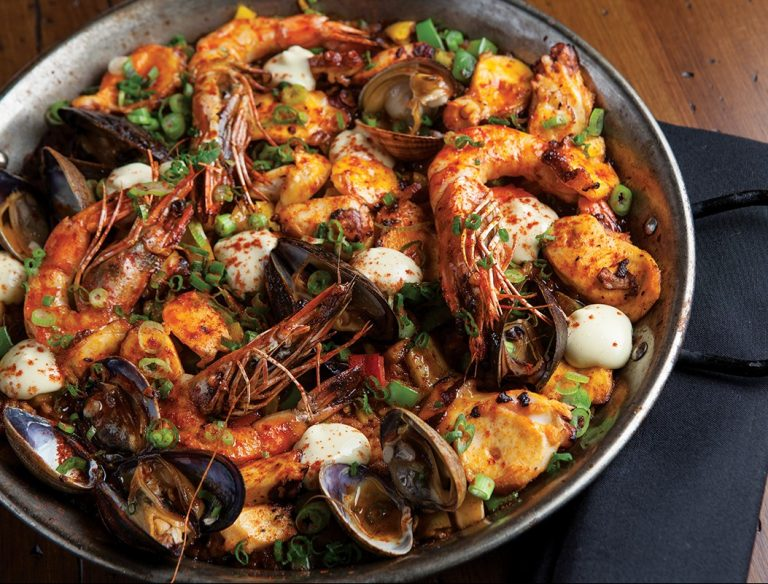 Vaca: Amar Santana's fans score a big win with the chef's delicious ode to Spain