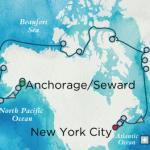 Northwest Passage Anchorage Map