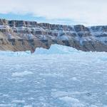 Northwest Passage Ice