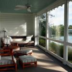 Palmetto Bluff Lagoon View Porch