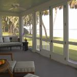 Palmetto Bluffs Cottage Porch