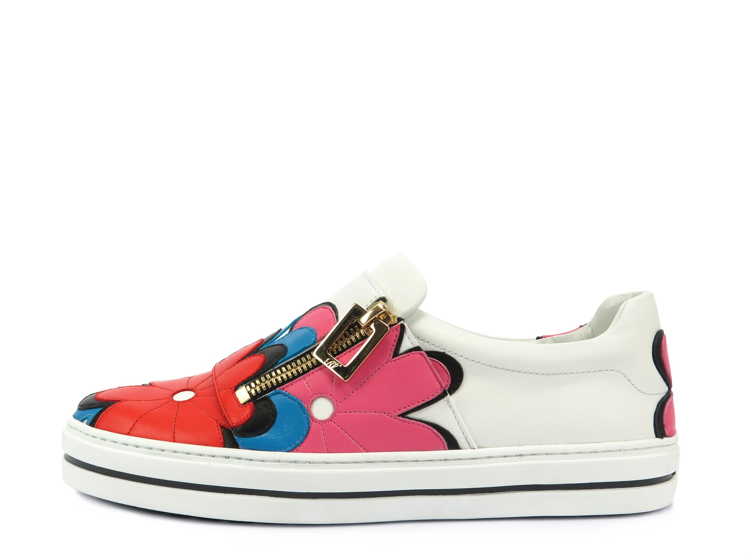 "Roger Vivier ""Sneaky Viv"" sneakers from the Spring/Summer 2016 collection, $925."