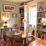 The Inn at Brandywine Falls, Sagamore Hills Township, Ohio Library