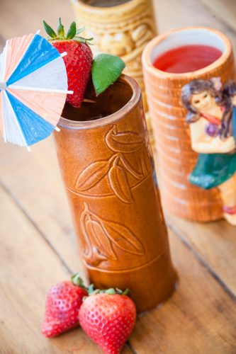 Tiki Cocktail Mai Tai